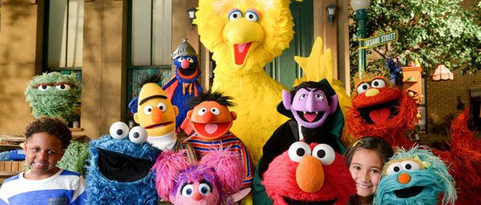 Sesame Street Full Spotlight 700X299