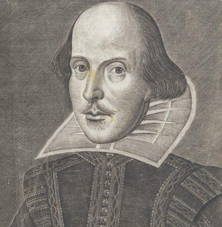Shakespeare Half Spot 450X459
