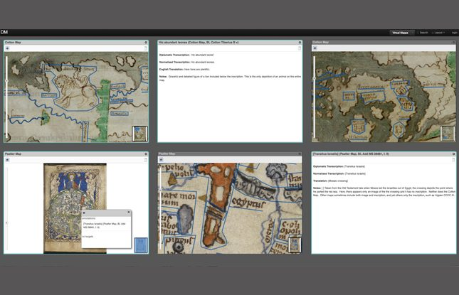 Digital Mappa Virtual Mappa In Action Slideshow 645X415