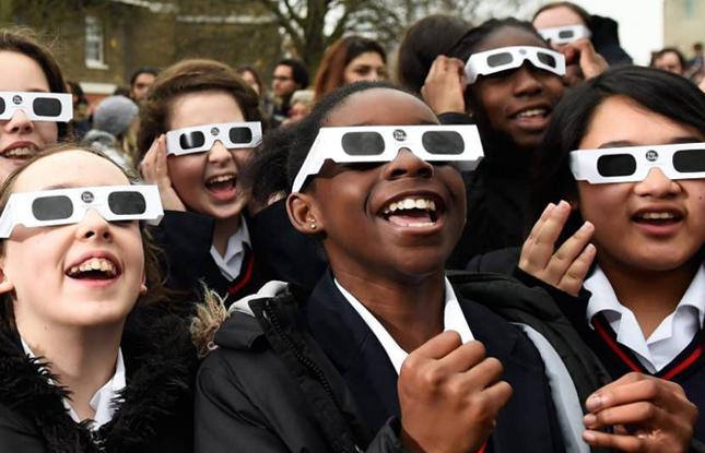 Eclipse Glasses Children Slideshow 645X415