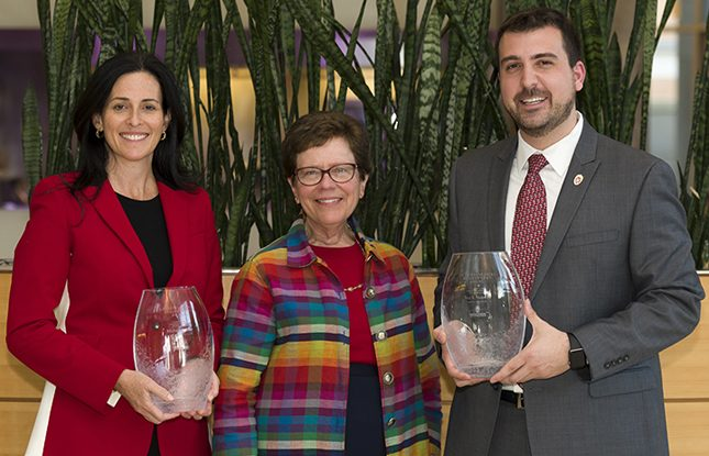 Alumni honored with Entrepreneurial Achievement Award | College of