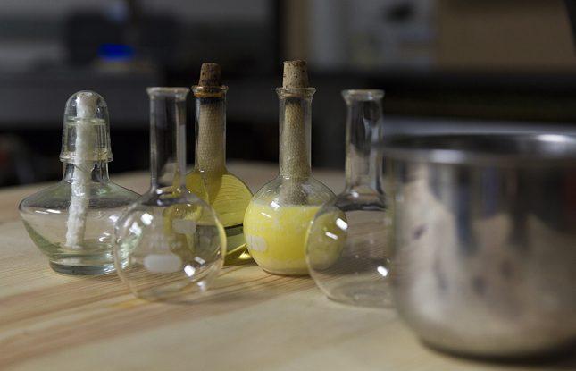 Glass Workshop Bottles Slideshow 645X415