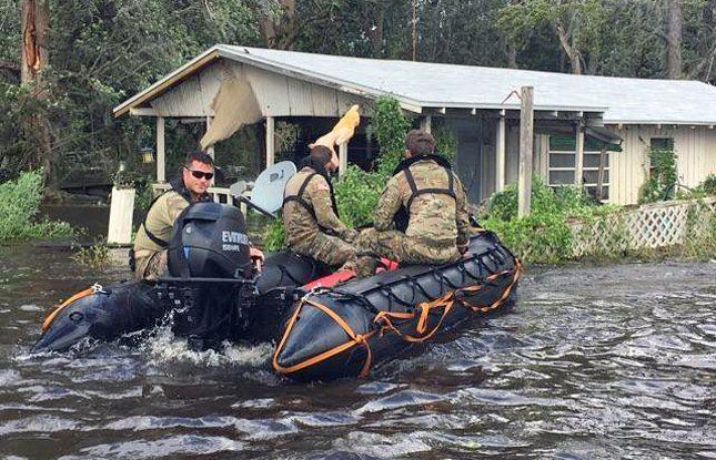 Irma National Guard Slideshow 645X415