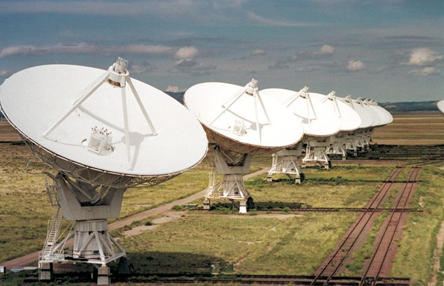Very Large Array Slideshow 645X415