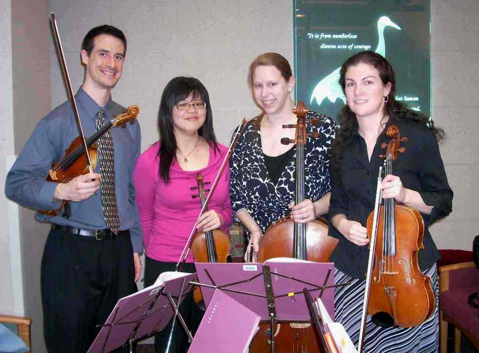 Kendalwood String Quartet