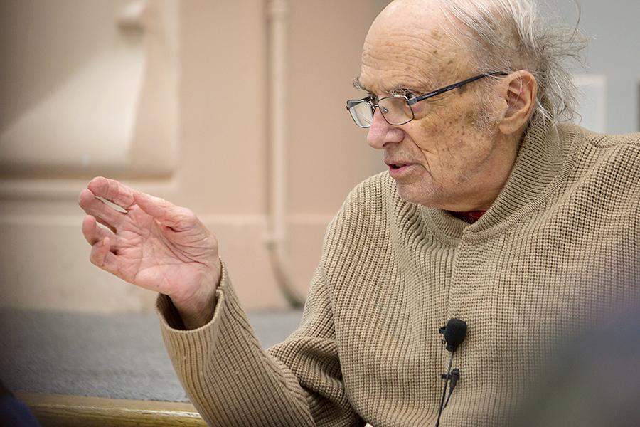 Scheub's last lecture