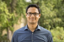 """""""I'm excited because the sociology department presents me with a tremendous opportunity to continue growing and exploring my palette of interests and skill sets as a sociologist,"""" says Robert Vargas, who joins the Department of Sociology this fall. (Sarah Morton, College of Letters & Science)"""