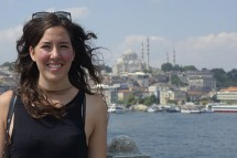 Madeline Ruid serves as an Ambassador for Turkish for the Critical Language Scholarship Program. (Submitted photo)