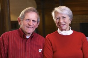 John and Tashia Morgridge inspired more than 1,000 other donors with their matching gift challenge.