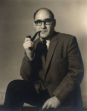 George Mosse, ca. 1950-59